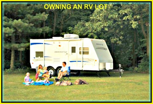 For some, owning a camping spot beats renting one.