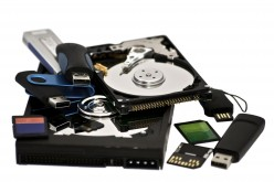 Data recovery with the help of software
