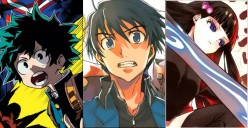 5 Must-Watch Anime for Spring 2016
