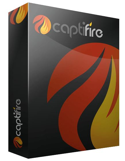 Captifire  To Generate Unlimited Leads by Ready to Go Landing Pages.