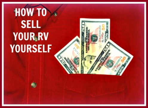 The best way to sell your rv yourself axleaddict for How to sell your house for top dollar