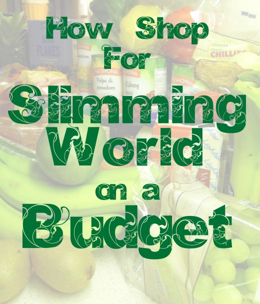 Slimming World Weekly Shopping On A Budget Hubpages