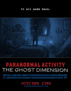 Paranormal Activity: The Ghost Dimension Is Just as Bad a Film as Its Predecessors