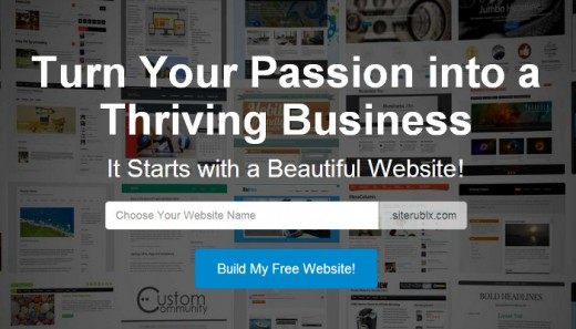 This is a blogging platform powered by Wordpress