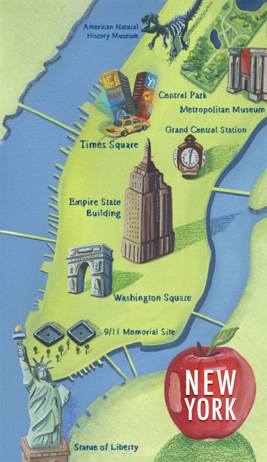 New York City: A Premier Tourist Destination