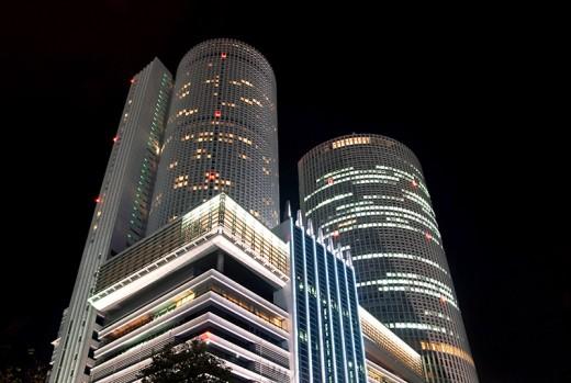 Nagoya Station Towers.