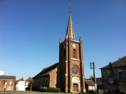 Saint-Souplet church