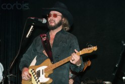 Hank Williams Jr., another 'outlaw'  Country Music member.