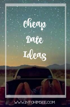 Cheap and Fun Date Ideas