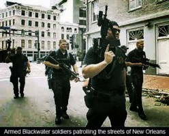 Would you favor private police force?