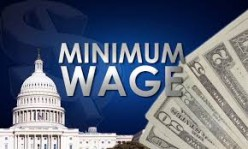 Negatives on California Minimum Wage increase to $15 per hour.