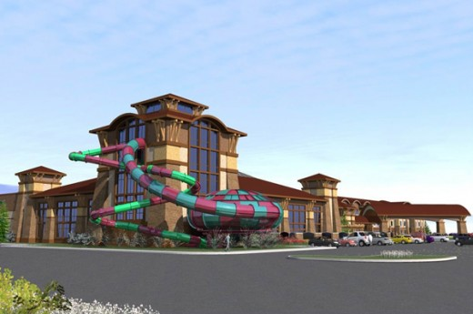 Soaring Eagle Resort Water Park and Hotel