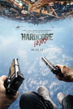 Hardcore Henry is a Testosterone-Infused Thrill Ride that Doesn't Stop!