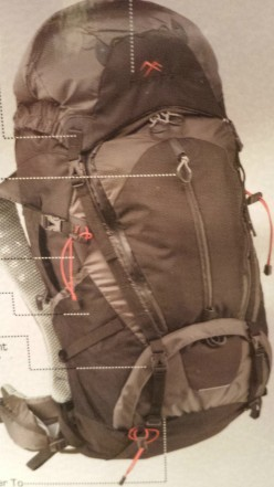 A Through Hikers Basic Gear And Equipment
