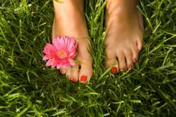 Do you like red toenails?