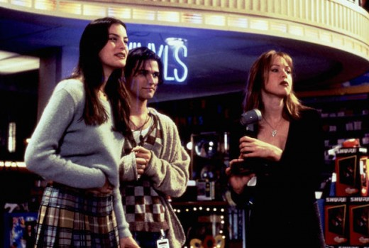 Liv Tyler, Johnny Whitworth and Renee Zellweger