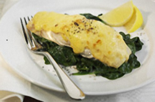 Fish Fillets Florentine