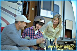 The Best and Worst Points of Buying Used RVs