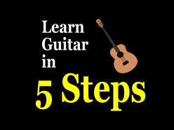 How to Teach Yourself Guitar in 5 Steps