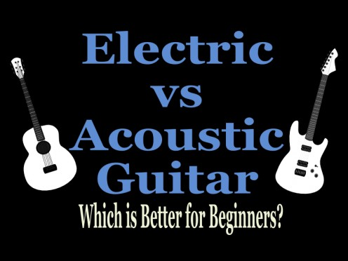 Electric vs Acoustic Guitar