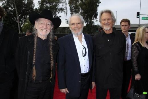 Willie, Merle and Kris