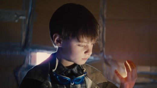 Jaeden Lieberher as Alton Meyer, a boy with mysterious supernatural powers who spends the film hunted by the federal government and rogue members of a highly extremist cult.