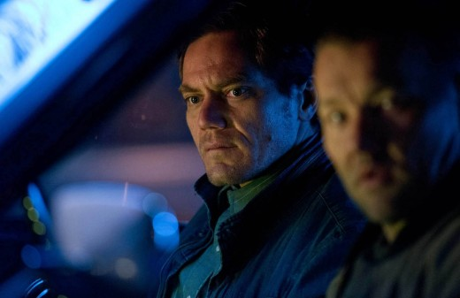 Michael Shannon as Roy, Alton's biological father. and Joel Edgerton as Lucas, Roy's best friend, State Trooper and on-the-run protector throughout the film.