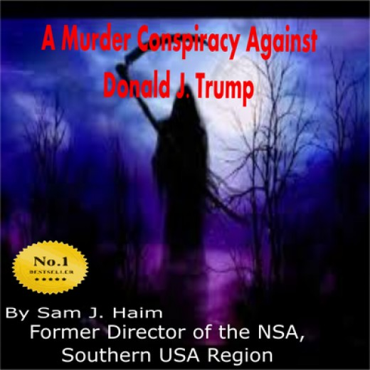 The author is a former director in the National Security Agency. (Director code #0188. National security clearane: Cosmic 3 and all color access in all NSA buildings.)