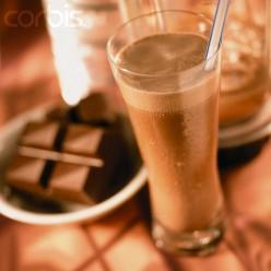 My main weakness: Chocolate milkshakes.