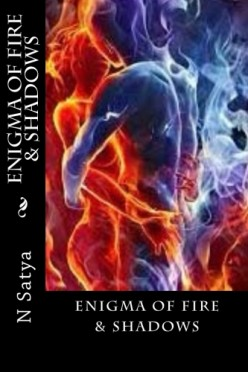 Enigma of Fire & Shadows (Newly Published Adult Fiction Mystery Fantasy Novel)-Excerpt