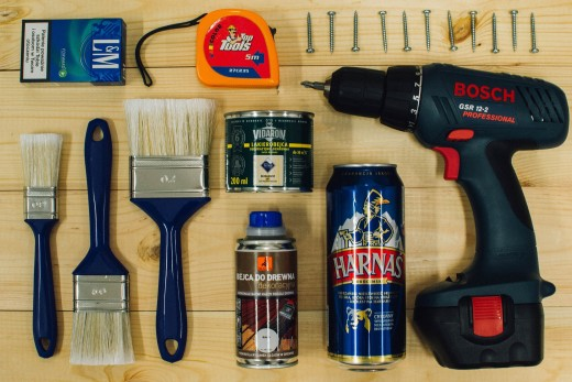 These retailers make DIY projects easier.
