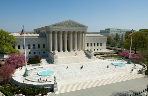 First occupied on October 7, 1935, the Supreme Court building is a fitting home for the nation's third branch of government
