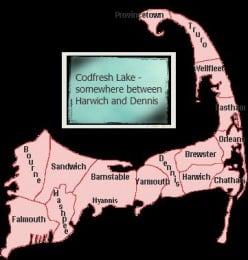 Secrets of Cape Cod - The Lake of Terror