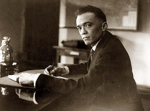 A young J. Edgar Hoover