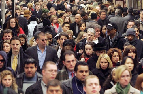 """It's not a mystery at how high the levels of stress and depression run in those who live and work in """"A Face in The Crowd"""" group."""