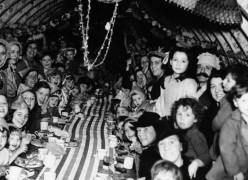 Hitler, one thing you could not stop was the Christmas spirit.