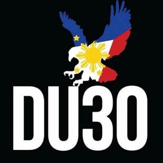 Duterte the Eagle