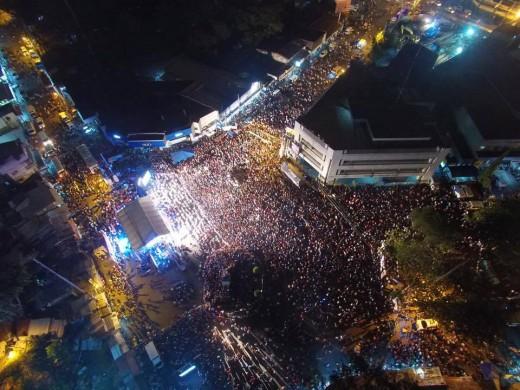 Duterte in Davao City