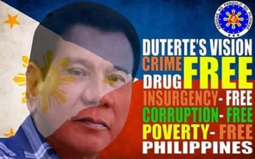 Duterte's Vision