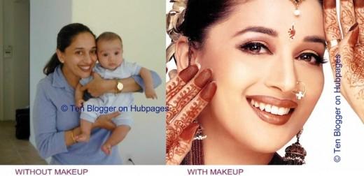 Madhuri+dixit+photos+without+makeup