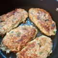 Quick, Easy & Tasty Ground Chicken Patties with Simple Ingredients