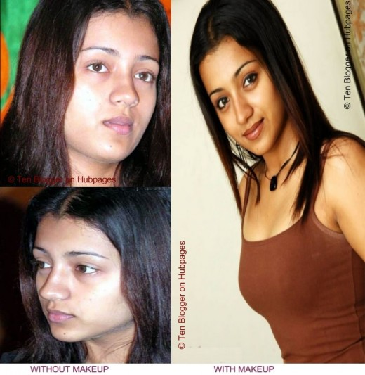heroines without makeup. Tanushree Dutta Without Makeup