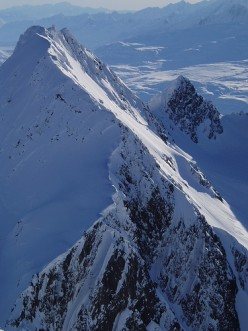 Heli skiing lets you explore fantastic locations