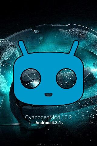 CyanogenMod 10.2 for HTC Explorer