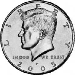 Collecting Kennedy Half Dollars