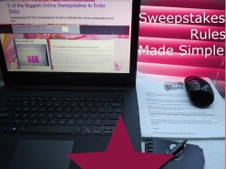 Sweepstakes Rules Made Simple
