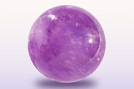 Amethyst: protection shield.
