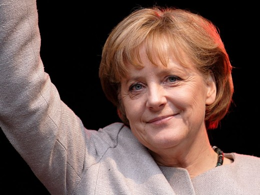 Image Angela Merkel Chancellor of Germany
