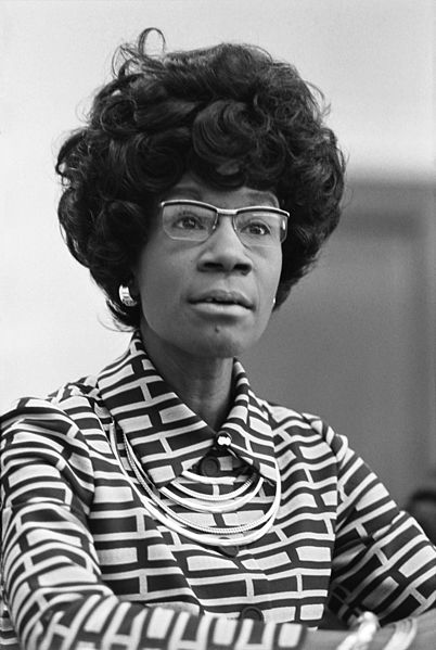 Image Shirley Chisholm