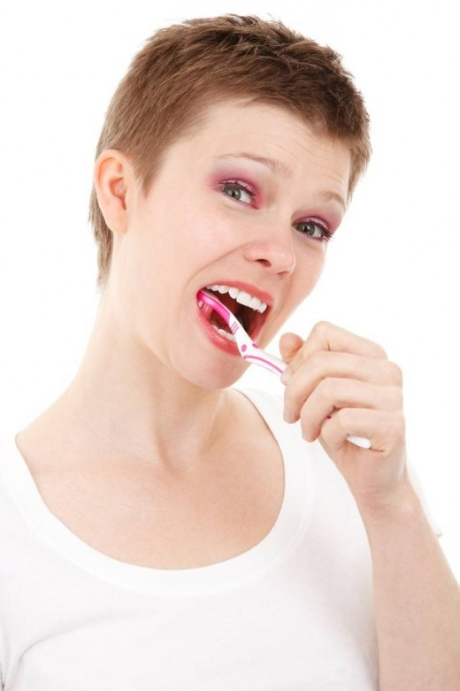 Baking soda can return teeth to their natural brightness.